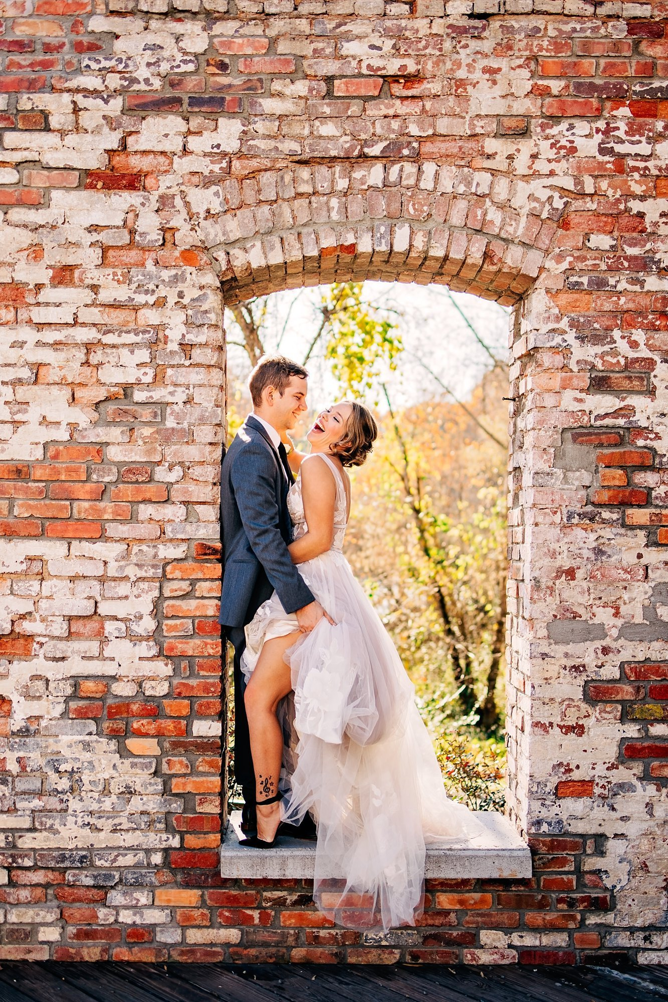 Derek Halkett   Knoxville Wedding Photographer